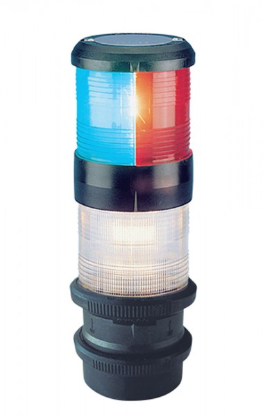 Aqua Signal Series 40 navigation/anchor/strobe light (25 W, QF)