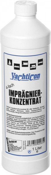 Yachticon Fabric Waterproofer Concentrate (Solvent-Free)