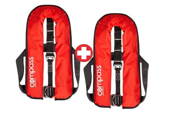 SET: 2 x ISO 150N Compass Comfort