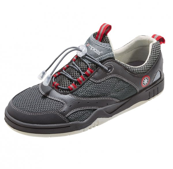 Compass cover shoe