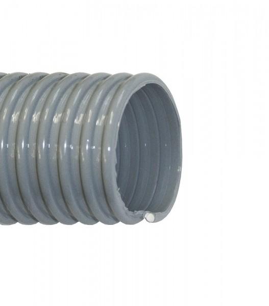 Tuyau d'aspiration et de ventilation PVC