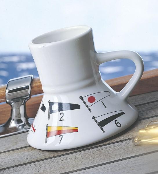 Kaffee Mug mit Flaggen
