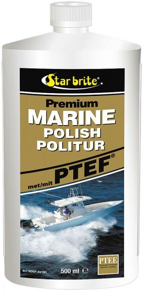 Produit lustrant Premium Marine PTFE Starbrite
