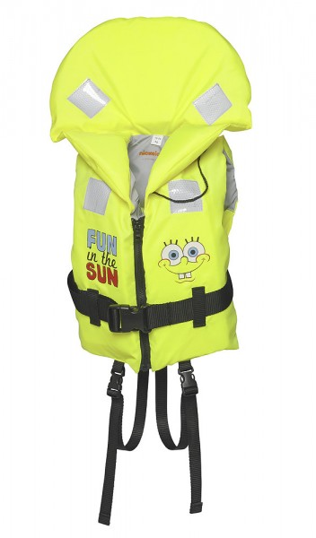 Gilet de sauvetage enfant SpongeBob