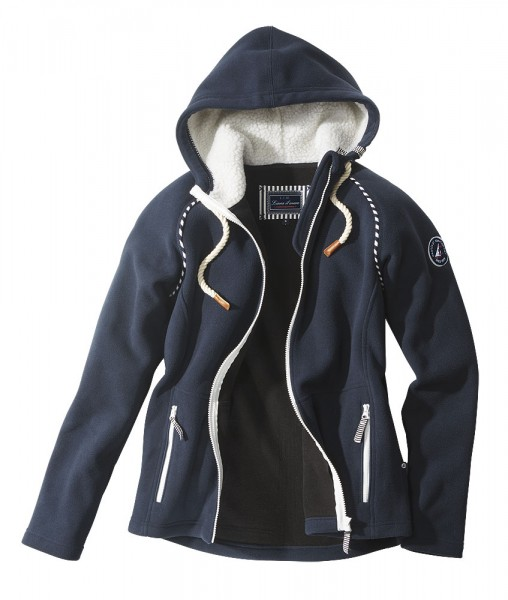 Marinepool fleece jacket