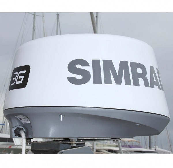 Simrad Broadband Radar