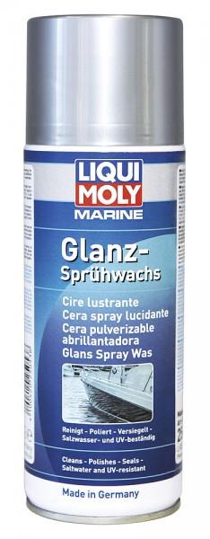 LIQUI MOLY Marine Glanz-Sprühwachs