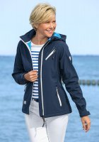 Dry Fashion Damen Softshelljacke