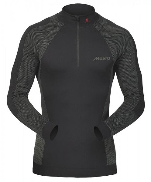 Musto Active Thermal Zip Neck ShirtShirt (unisex)
