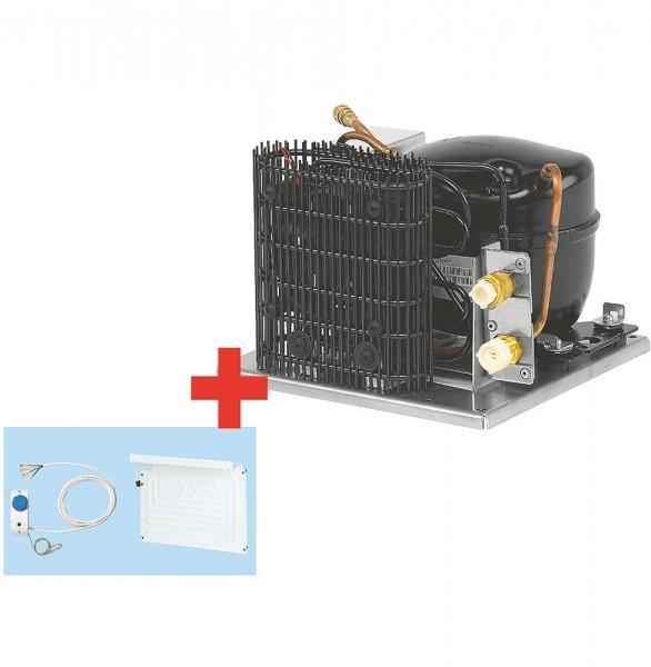 Set: Waeco Kühlaggregat + Verdampfer VD-01