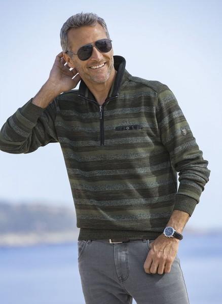 Monte Carlo Zipp-Sweater