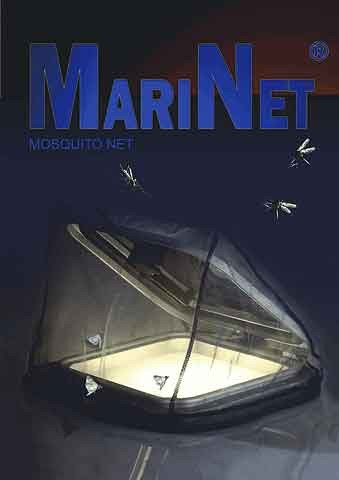Moustiquaire MariNet