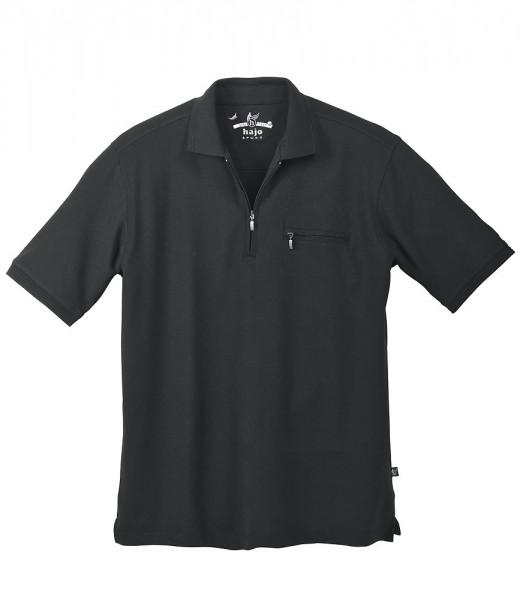 Hajo Stretch-Shirt wash & go