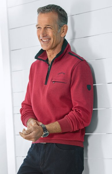Monte Carlo Troyer-Sweater