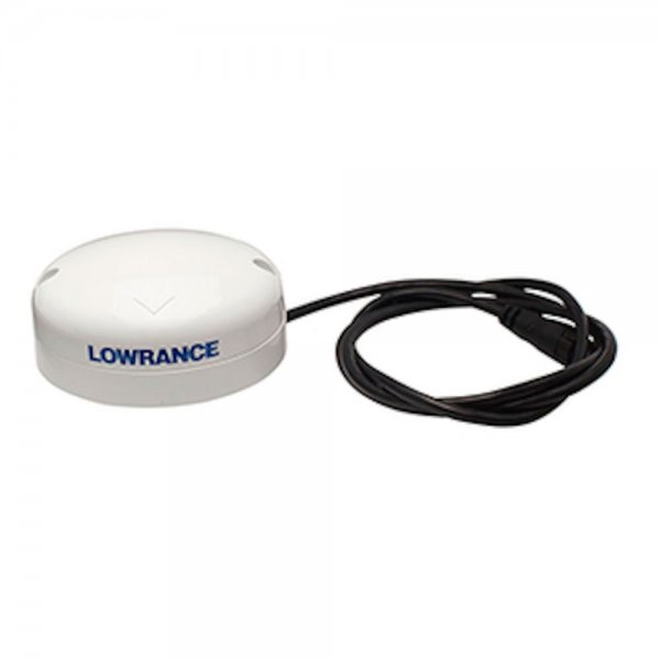 Lowrance Point-1 GPS Antenna with Compass