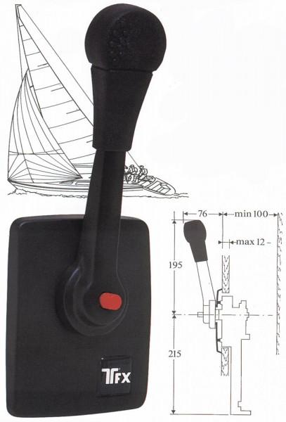 Teleflex Kommander B80/S Segel