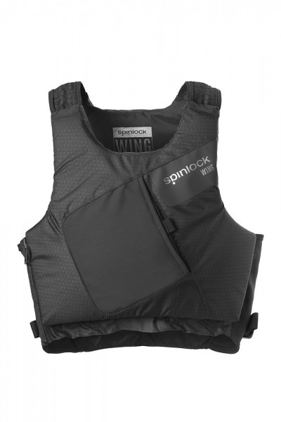 Gilet graphite Wing Spinlock