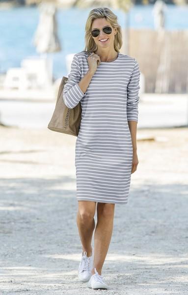 Anna Larssen Jersey-Kleid
