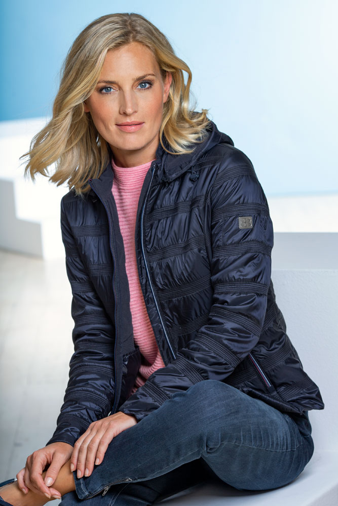 Betty Barclay Crossover Leichtstepp Jacke