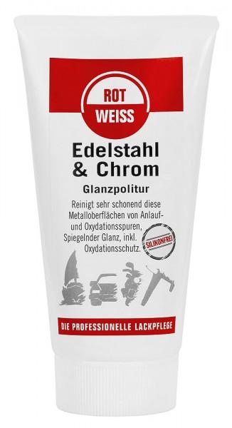 Edelstahl & Chrom Politur