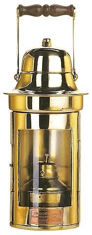 Kompass-Lampe