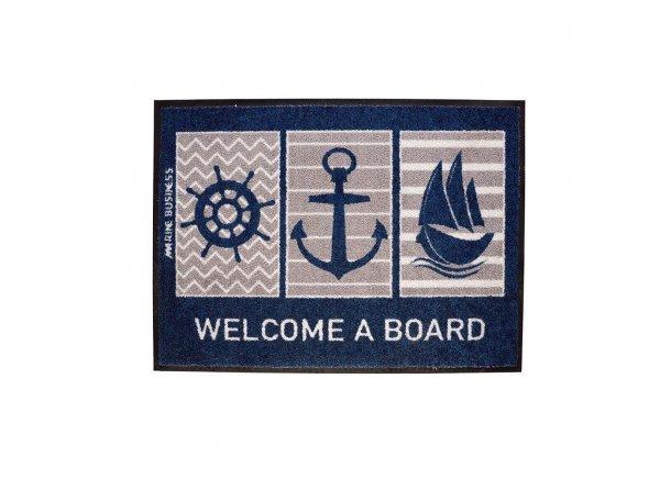 Fußmatte Welcome a Board