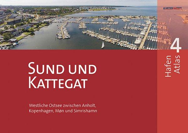 SEEKARTEN DIGITAL 4 - Sund und Kattegat