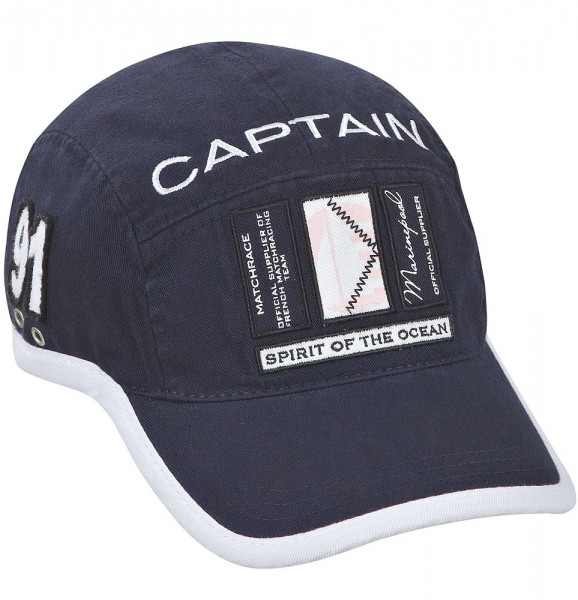 Marinepool Captain Cap