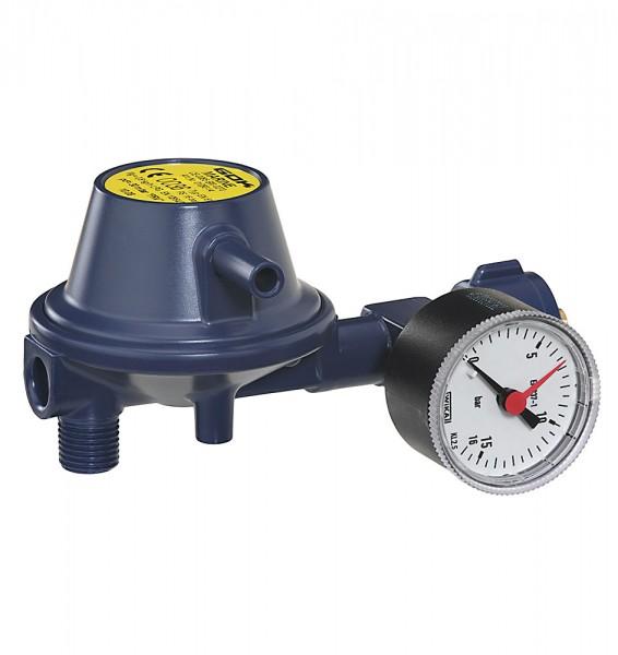 Low pressure regulator PS 16, angled 90°