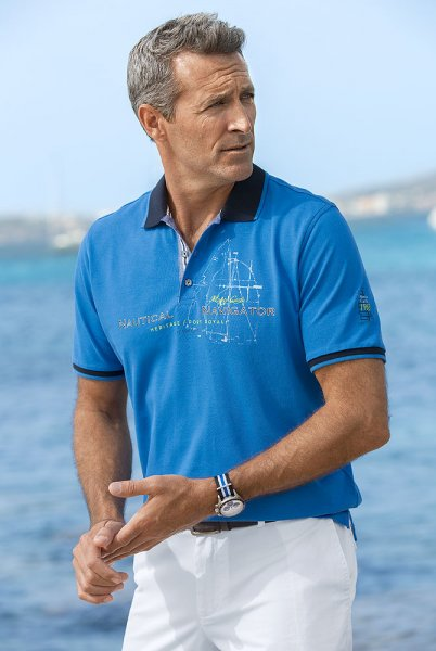 Monte Carlo Poloshirt