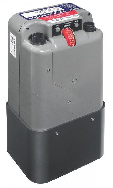 Compressor with 7 Ah Battery »Bravo Superturbo«