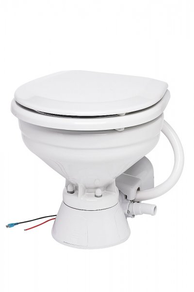 Compass Silent electronic toilet