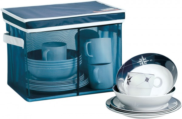 Northwind Boat Crockery Set (25 pcs.)