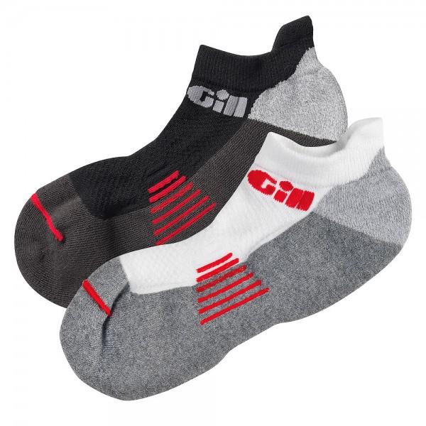 Gill Trainer Socken 2er Pack