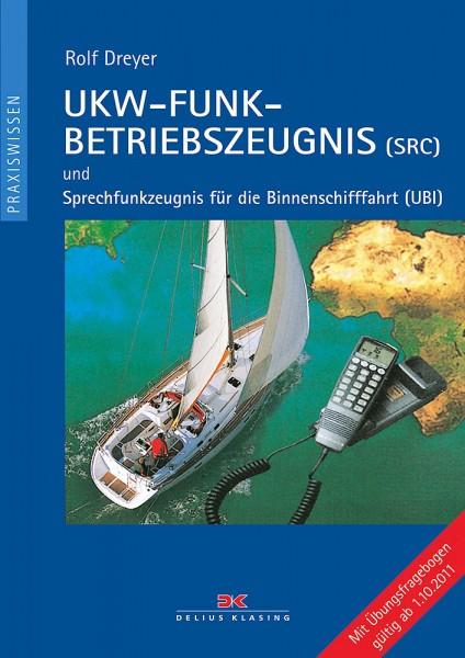 UKW-Funkbetriebszeugnis SRC / UBI