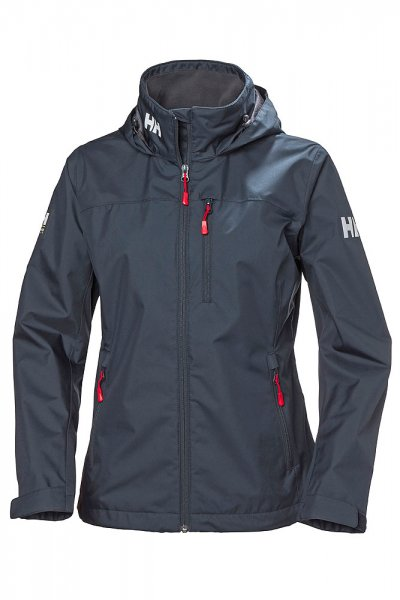 Helly Hansen Damen Crew Midlayer Jacke