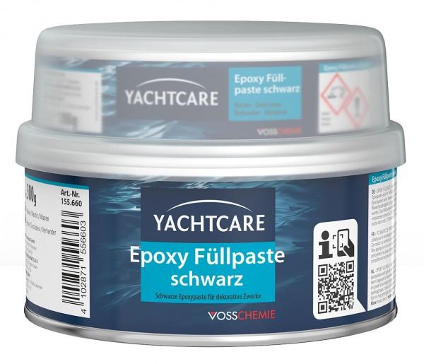 YachtCare EP Füllpaste Schwarz G500