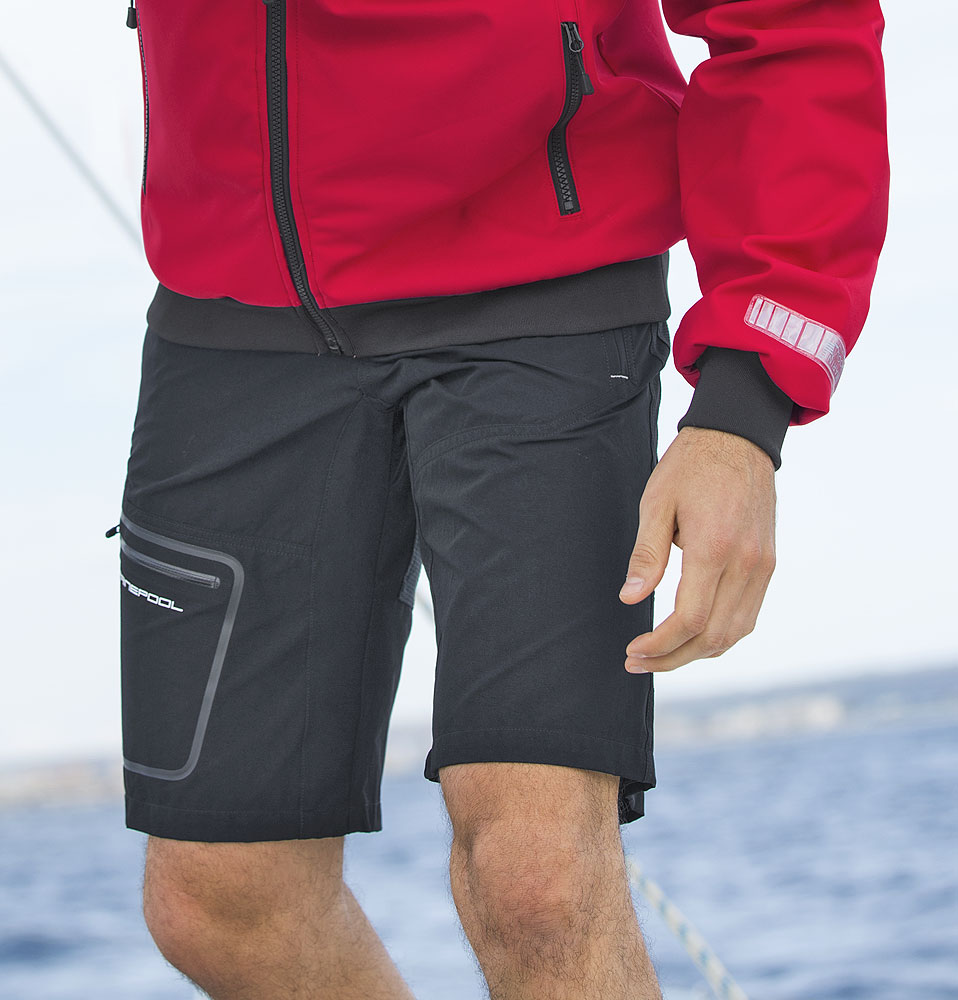 Sailing Bermuda shorts / Shorts men's