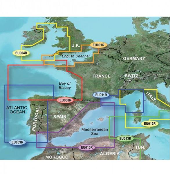 Garmin G2: EU001R - Englischer Kanal