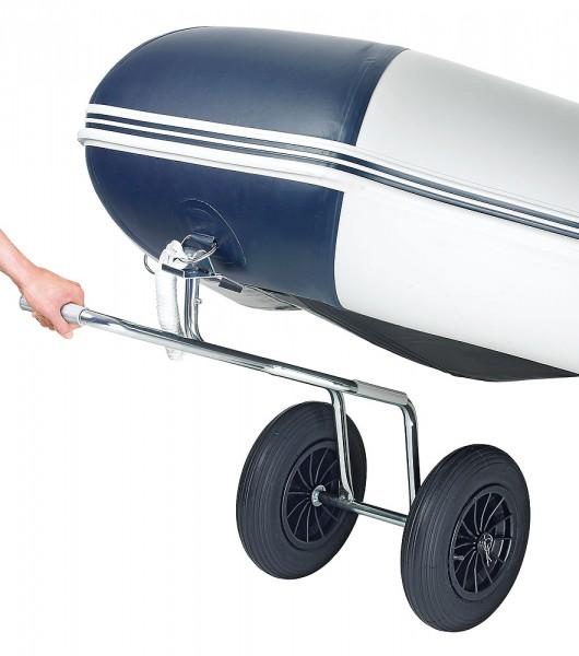 Schlauchboot-Tragehilfe