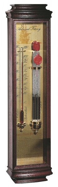Fitzroy Sturmglas-Barometer