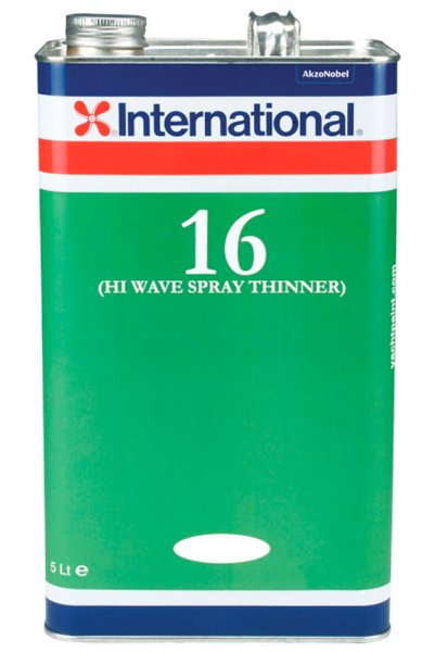 International Thinner No. 16 Professional Container