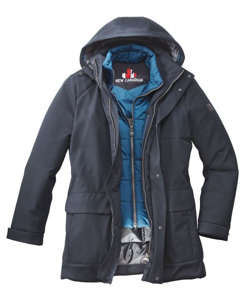New Canadian Outdoorjacke