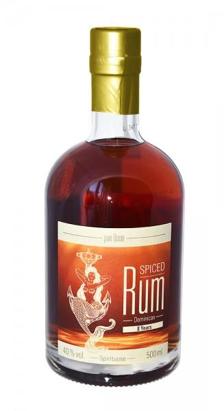 Pure Ocean Dominican Rum, 40%