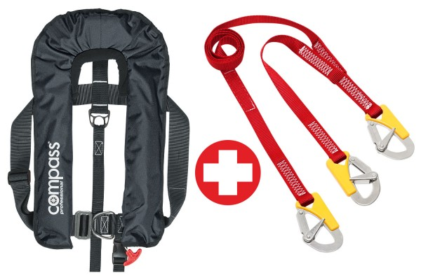 Super set: Compass Professional 300 N + life line