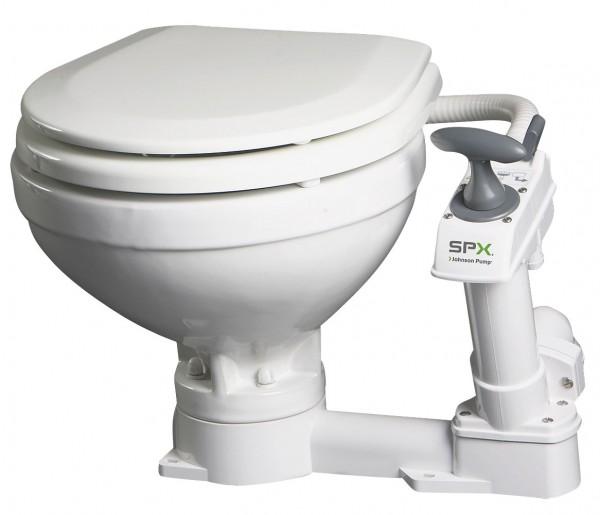 Johnson Pump AquaT Toilette