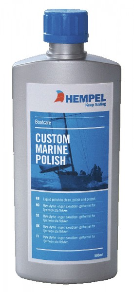 Hempel Marine Polish 500 ml