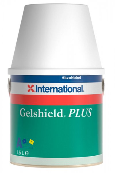 International Gelshield Plus Professional container