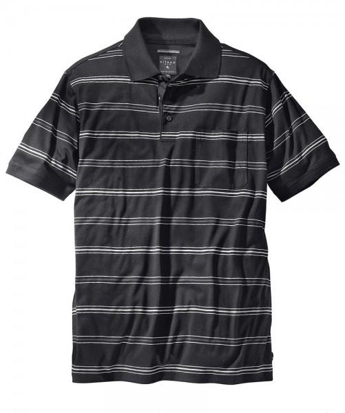 Mads Maassen Streifen-Poloshirt