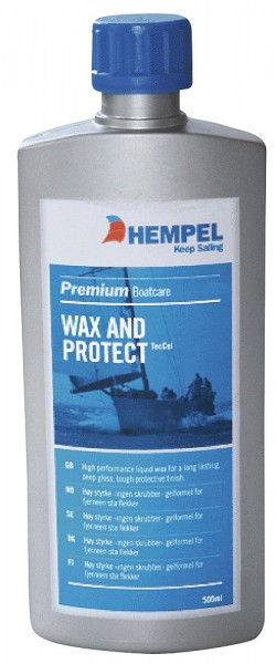 Wax & Protect Tec Gel 500 ml